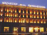 Гостиница Англетер, Петербург